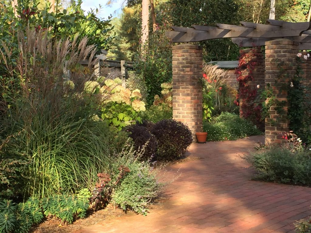 Large Town Gardens - Dorset & Bournemouth Garden Designers