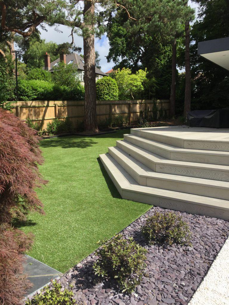 Low Maintenance Gardens - Dorset & Bournemouth Garden ...